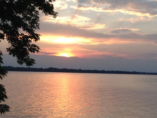 JRH Sunset